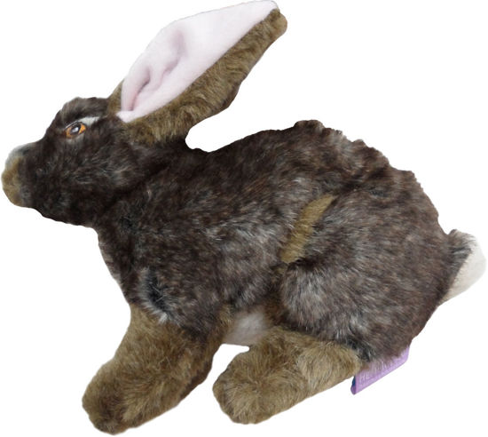 Picture of Sitting Rabbit Country Dog Toy