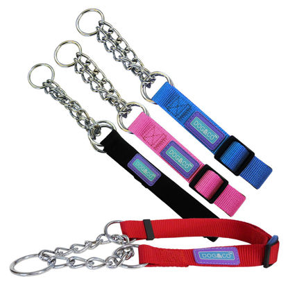 Picture of Plain Nylon Dog Training Collar