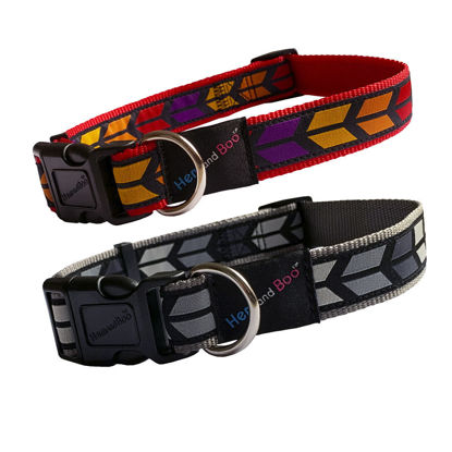 Picture of Chevron Dog Collar